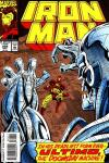 Iron Man #299 Comic Books - Covers, Scans, Photos  in Iron Man Comic Books - Covers, Scans, Gallery