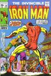 Iron Man #30 comic books - cover scans photos Iron Man #30 comic books - covers, picture gallery