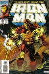 Iron Man #301 comic books - cover scans photos Iron Man #301 comic books - covers, picture gallery