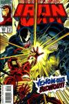 Iron Man #302 Comic Books - Covers, Scans, Photos  in Iron Man Comic Books - Covers, Scans, Gallery