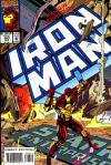 Iron Man #303 comic books - cover scans photos Iron Man #303 comic books - covers, picture gallery