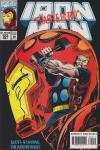 Iron Man #304 Comic Books - Covers, Scans, Photos  in Iron Man Comic Books - Covers, Scans, Gallery