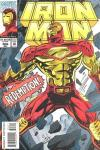 Iron Man #306 comic books - cover scans photos Iron Man #306 comic books - covers, picture gallery