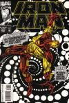 Iron Man #307 comic books - cover scans photos Iron Man #307 comic books - covers, picture gallery