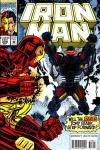 Iron Man #308 Comic Books - Covers, Scans, Photos  in Iron Man Comic Books - Covers, Scans, Gallery