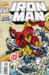 Iron Man #310 comic books - cover scans photos Iron Man #310 comic books - covers, picture gallery
