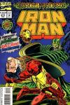 Iron Man #311 Comic Books - Covers, Scans, Photos  in Iron Man Comic Books - Covers, Scans, Gallery