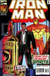 Iron Man #313 comic books - cover scans photos Iron Man #313 comic books - covers, picture gallery