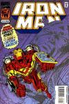 Iron Man #314 comic books - cover scans photos Iron Man #314 comic books - covers, picture gallery