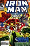 Iron Man #316 Comic Books - Covers, Scans, Photos  in Iron Man Comic Books - Covers, Scans, Gallery