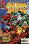 Iron Man #317 comic books - cover scans photos Iron Man #317 comic books - covers, picture gallery