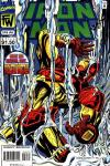 Iron Man #318 Comic Books - Covers, Scans, Photos  in Iron Man Comic Books - Covers, Scans, Gallery