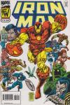 Iron Man #319 Comic Books - Covers, Scans, Photos  in Iron Man Comic Books - Covers, Scans, Gallery
