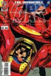 Iron Man #320 comic books - cover scans photos Iron Man #320 comic books - covers, picture gallery