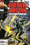 Iron Man #321 Comic Books - Covers, Scans, Photos  in Iron Man Comic Books - Covers, Scans, Gallery