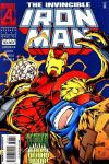 Iron Man #322 Comic Books - Covers, Scans, Photos  in Iron Man Comic Books - Covers, Scans, Gallery