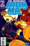 Iron Man #323 Comic Books - Covers, Scans, Photos  in Iron Man Comic Books - Covers, Scans, Gallery