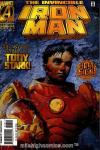 Iron Man #326 comic books - cover scans photos Iron Man #326 comic books - covers, picture gallery