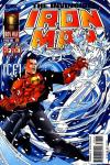 Iron Man #328 comic books - cover scans photos Iron Man #328 comic books - covers, picture gallery