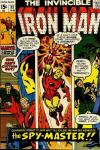 Iron Man #33 comic books - cover scans photos Iron Man #33 comic books - covers, picture gallery
