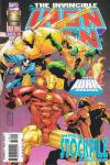 Iron Man #330 comic books - cover scans photos Iron Man #330 comic books - covers, picture gallery