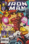 Iron Man #331 comic books - cover scans photos Iron Man #331 comic books - covers, picture gallery