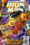 Iron Man #332 comic books - cover scans photos Iron Man #332 comic books - covers, picture gallery