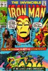 Iron Man #34 comic books - cover scans photos Iron Man #34 comic books - covers, picture gallery