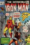 Iron Man #35 comic books - cover scans photos Iron Man #35 comic books - covers, picture gallery