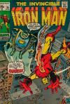 Iron Man #36 comic books for sale