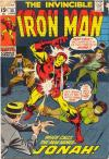 Iron Man #38 comic books - cover scans photos Iron Man #38 comic books - covers, picture gallery