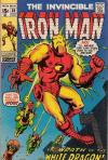 Iron Man #39 comic books for sale