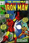 Iron Man #41 comic books - cover scans photos Iron Man #41 comic books - covers, picture gallery
