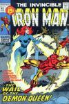 Iron Man #42 comic books - cover scans photos Iron Man #42 comic books - covers, picture gallery