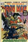 Iron Man #43 Comic Books - Covers, Scans, Photos  in Iron Man Comic Books - Covers, Scans, Gallery