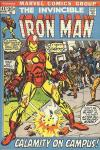 Iron Man #45 comic books - cover scans photos Iron Man #45 comic books - covers, picture gallery