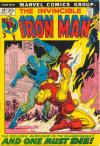 Iron Man #46 comic books - cover scans photos Iron Man #46 comic books - covers, picture gallery