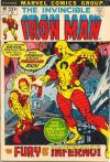 Iron Man #48 comic books - cover scans photos Iron Man #48 comic books - covers, picture gallery