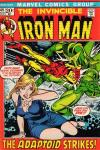 Iron Man #49 Comic Books - Covers, Scans, Photos  in Iron Man Comic Books - Covers, Scans, Gallery
