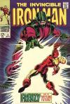 Iron Man #5 Comic Books - Covers, Scans, Photos  in Iron Man Comic Books - Covers, Scans, Gallery