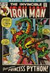 Iron Man #50 comic books for sale