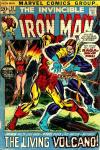 Iron Man #52 comic books - cover scans photos Iron Man #52 comic books - covers, picture gallery