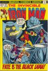 Iron Man #53 comic books - cover scans photos Iron Man #53 comic books - covers, picture gallery