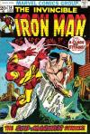 Iron Man #54 comic books for sale