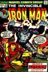 Iron Man #56 comic books for sale