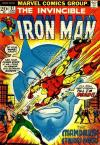 Iron Man #57 comic books for sale