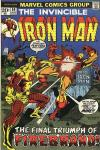 Iron Man #59 comic books - cover scans photos Iron Man #59 comic books - covers, picture gallery