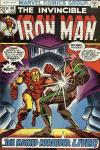 Iron Man #60 comic books - cover scans photos Iron Man #60 comic books - covers, picture gallery