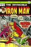 Iron Man #62 comic books - cover scans photos Iron Man #62 comic books - covers, picture gallery