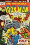 Iron Man #64 comic books - cover scans photos Iron Man #64 comic books - covers, picture gallery